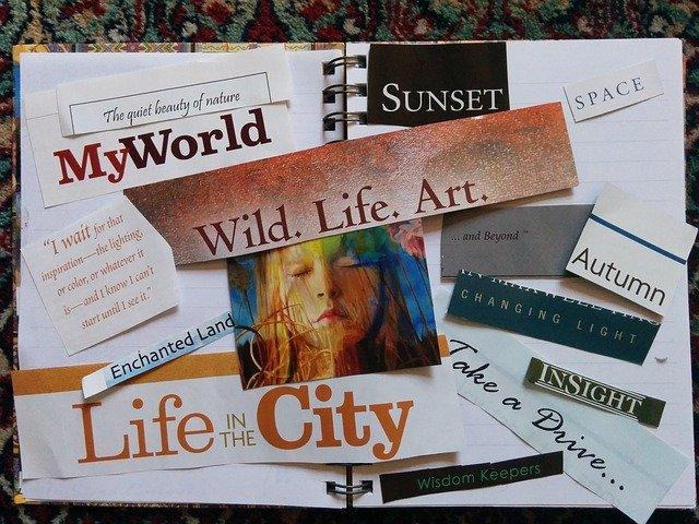 Poskládejte vzpomínky kreativně do jednoho celku