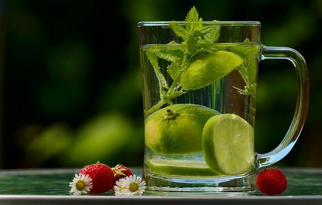 detox vody
