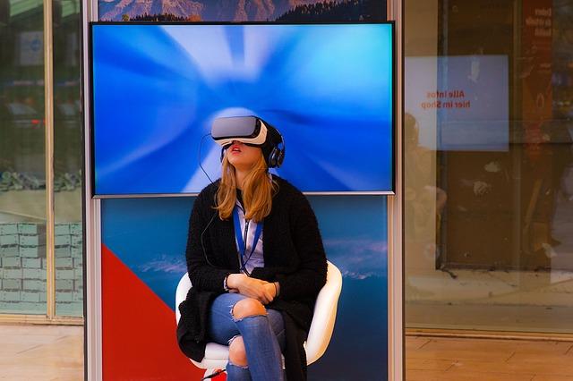 3d virtuální realita