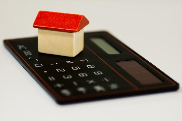 model domku