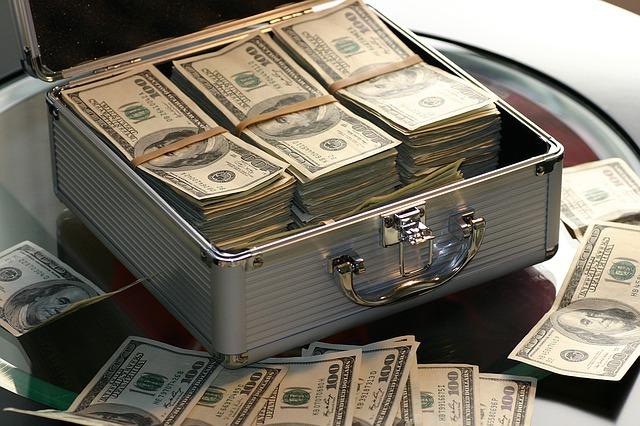 investice v kufru