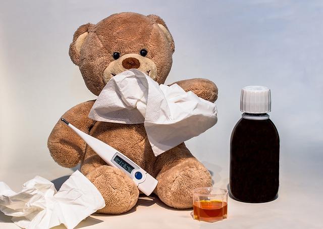 Sedm dětských nemocí