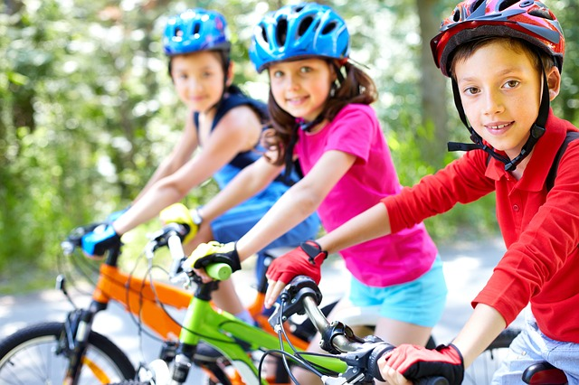 Vyrazte na kole a oslavte 1. října Světový den cyklistiky