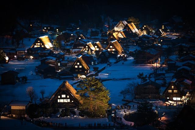 Malá vesnice