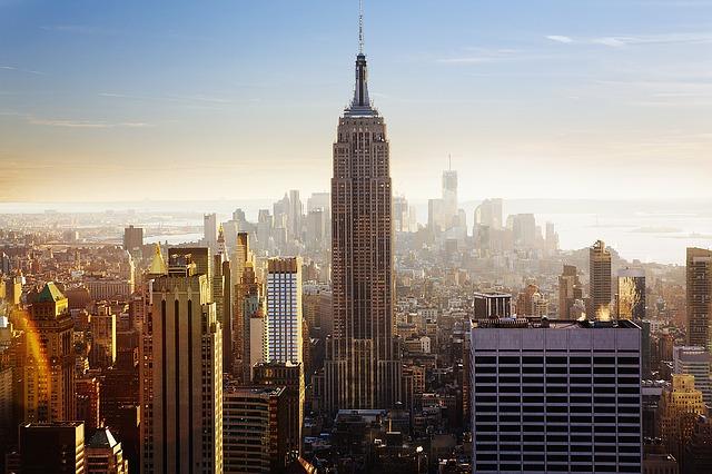 Pohled na velkoměsto