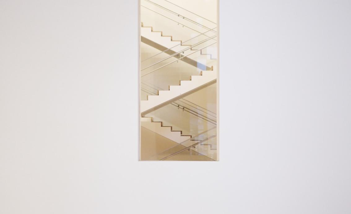 model schodiště